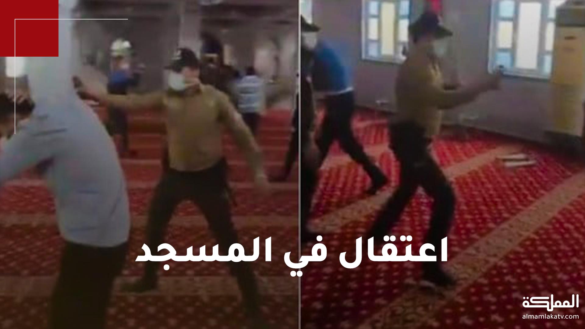 الشرطة التركية تفرّق معتكفين في 3 مساجد وتعتقلهم قائلة إن هدفهم هو العصيان المدني وليس التعبد