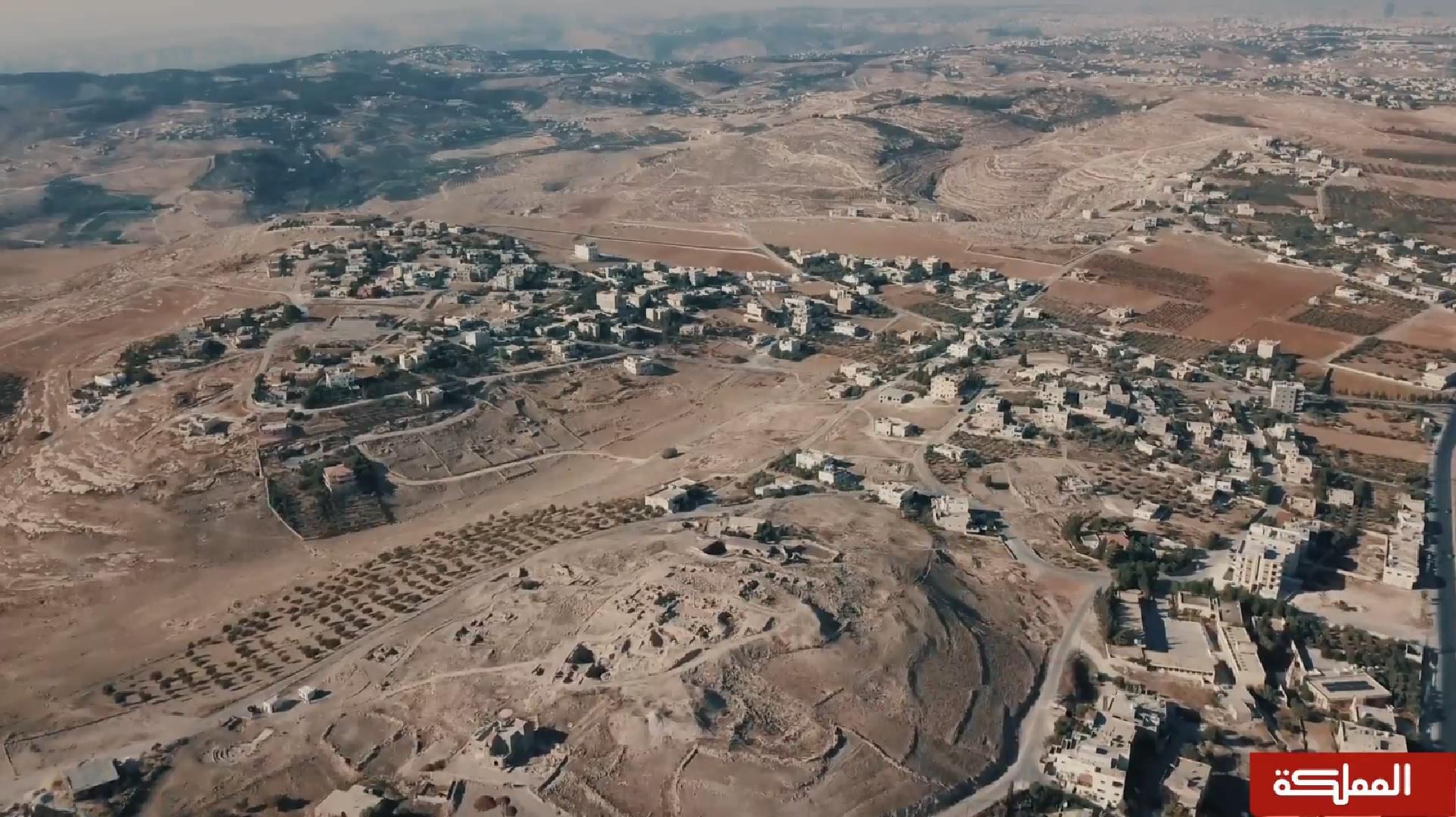 بوح القرى   قرية حسبان